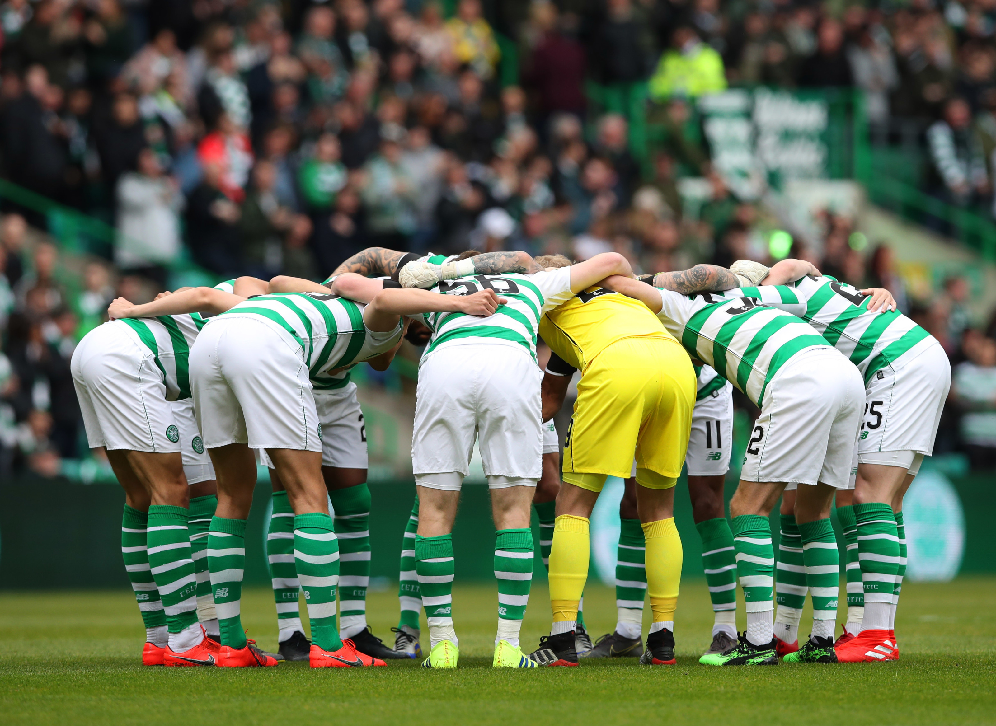 Hard thoughts while daydreaming about the Bhoys at Celtic Park