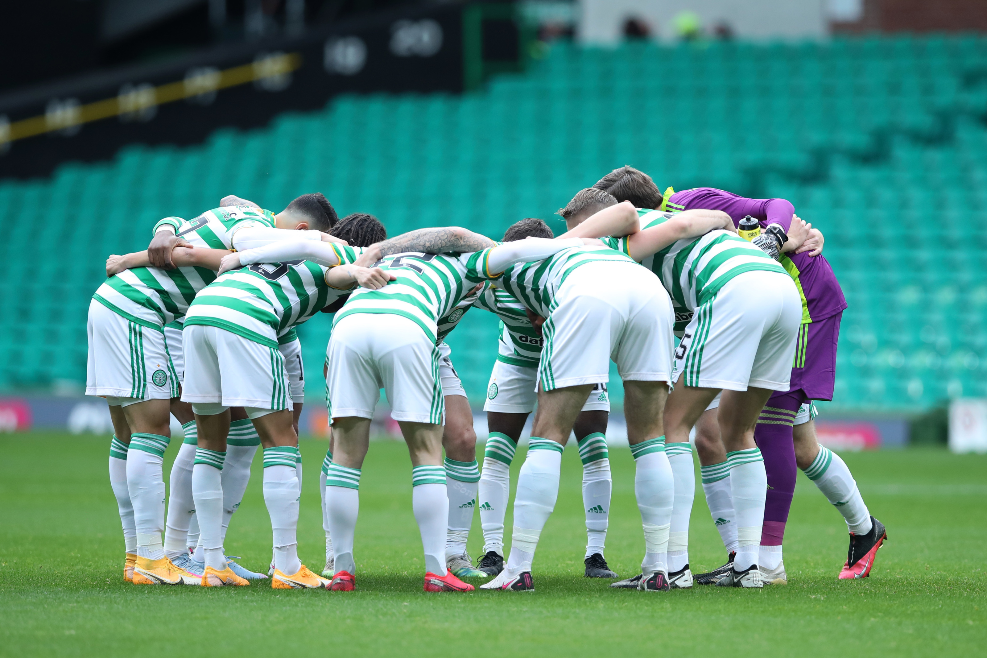 Celtic star makes strong statement after Rangers defeat